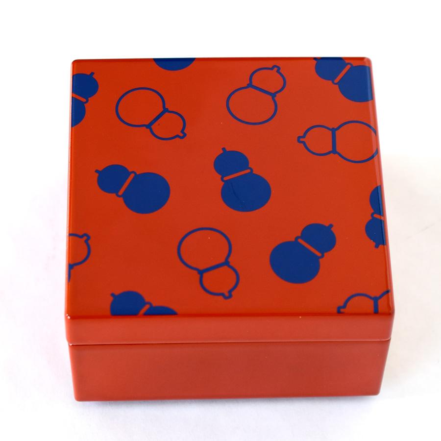 うるしこはこ 漆塗りの小箱 瓢箪